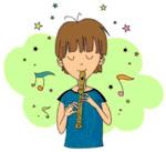Posiciones de la flauta