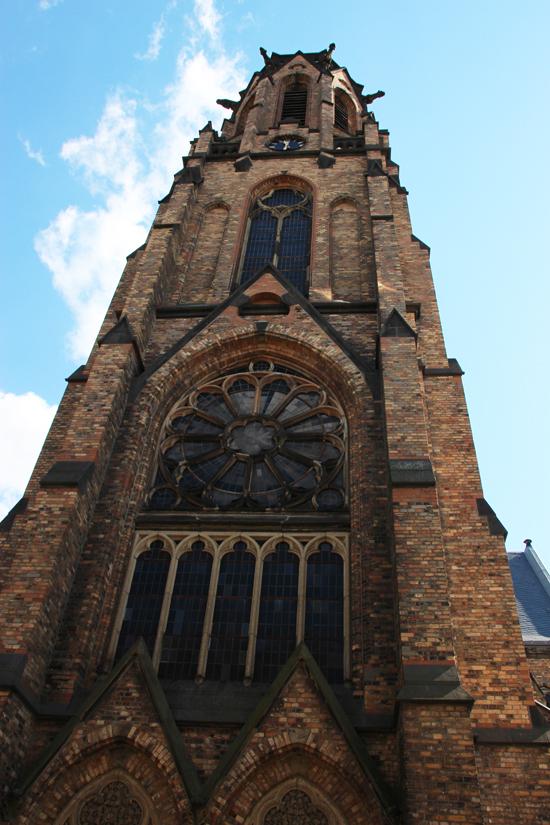 binedoro Blog, Gipfelstürmer-Tag, Krefeld, Bloggerlife, Bloggerevent, Friedenskirche