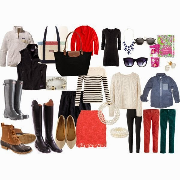 Set of Stylish Combinations Outfits for Fall & Winter