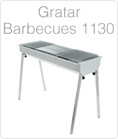 Gratar Barbecues 1130mm