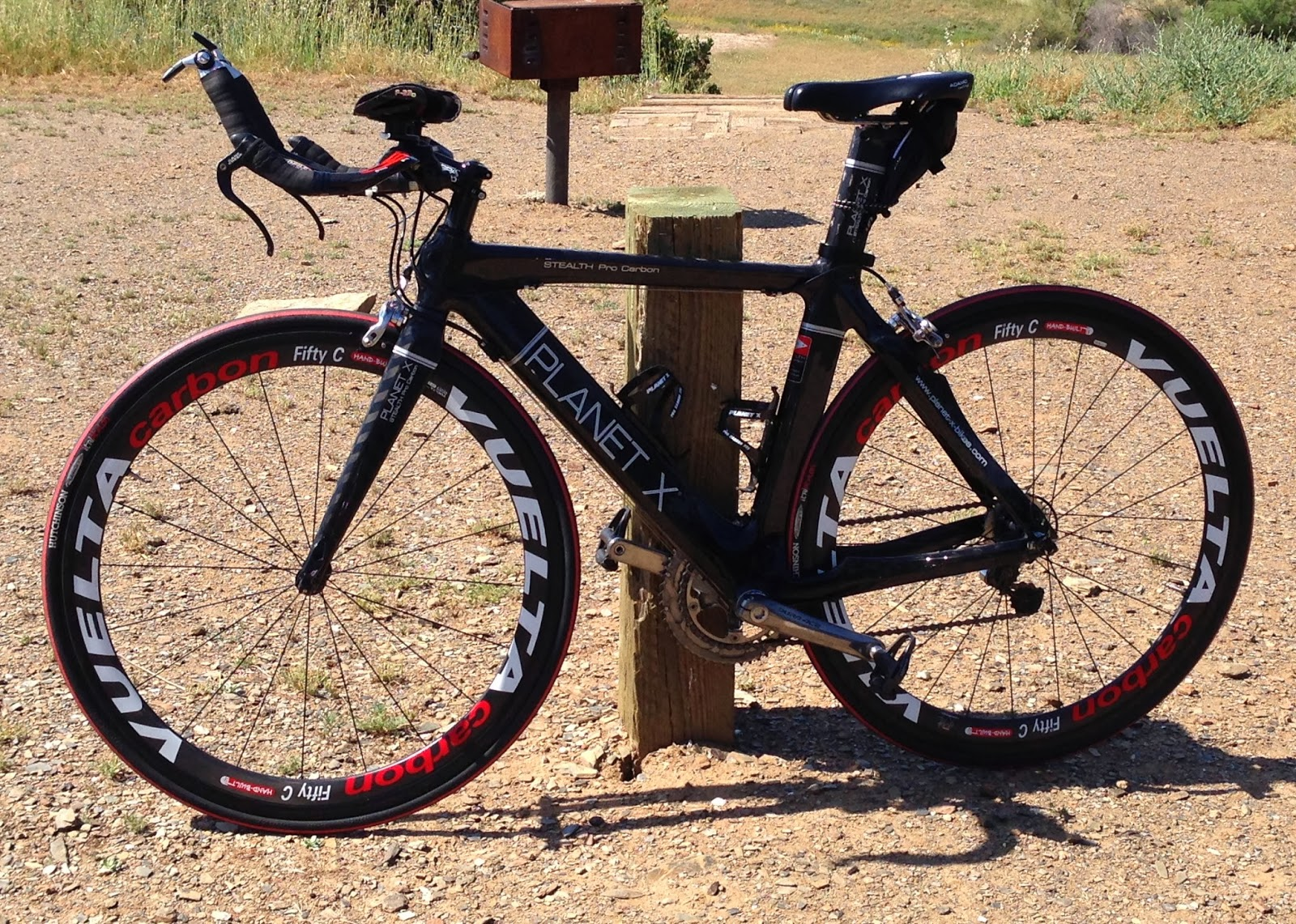 Confessions of a Closet Athlete: FOR SALE - 2010 Planet-X Stealth ...