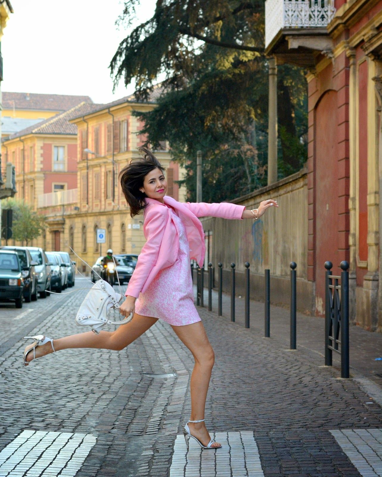 Think Pink Outfit - Juliane Borges - Culture and Trend
