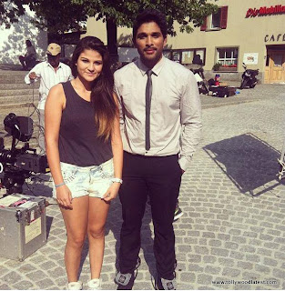 allu arjun race gurram photos