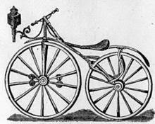 radfahren in stuttgart das auto stammt vom fahrrad ab. Black Bedroom Furniture Sets. Home Design Ideas