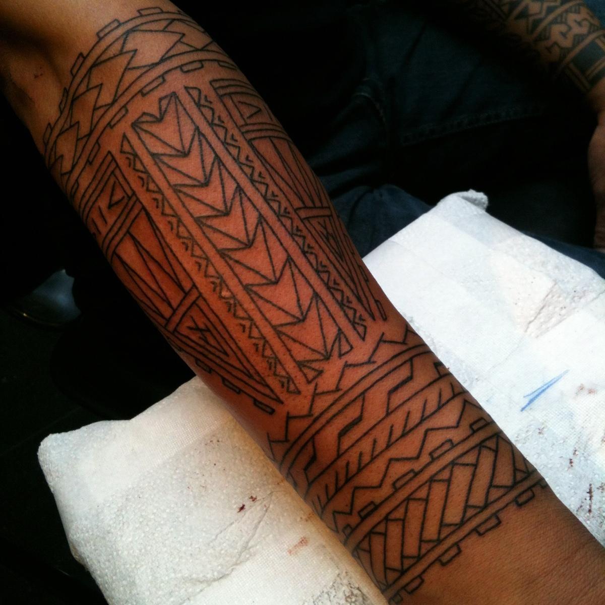 Tattooz Designs: Polynesian Tribal Tattoos Designs