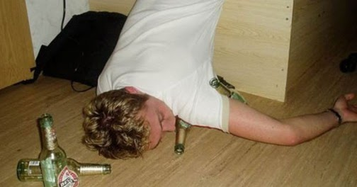 Everything happens: Drunk Man Breaks Into Neighbor's Home ...