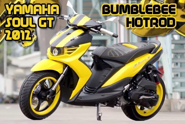 Modif Motor Yamaha Gt