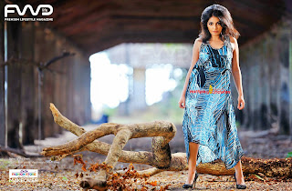 Mythili Balachandran looks cute in FWD Lifestyle Premium February 2014 Magazine