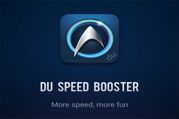 Percepat Ponsel dengan DU Speed Boster