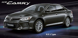 new camry 2015