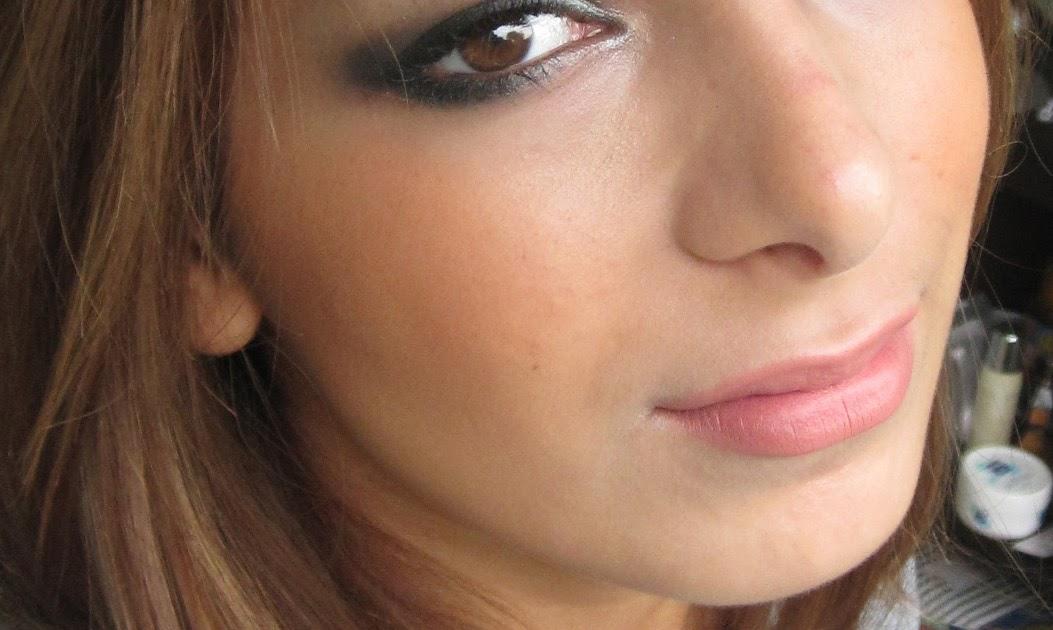 Grune Farbe Wow : Taras Blog grüne smokey eyes