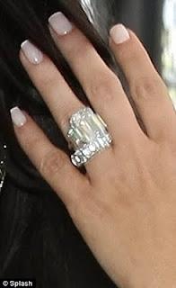 Kim Kardashian Wedding Band 7 Spectacular Kim Kardashian Engagment Ring