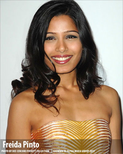 Freida Pinto,Bollywood Actress, Actress,