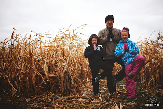 Heart of gold, liane charrett, Prairie Yogi events, Yoga Scavenger Hunt, Prairie Yogi Winners, Pantel Photography, cornmaze yoga, scavenger hunt, Rachelle Taylor, Monique Pantel, Family Fun, Farm Yoga, Barn Yoga,