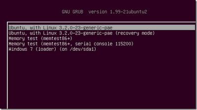 Bayu :p: Cara Install Dual Boot Ubuntu 12.04 Dan Windows 7