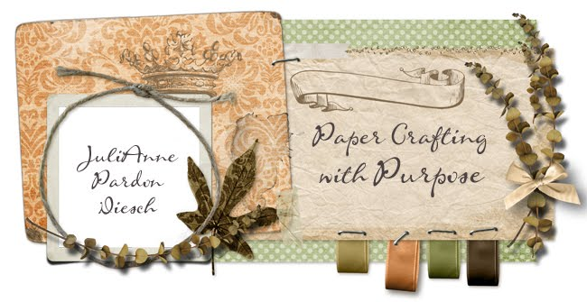 Paper Crafting with Purpose