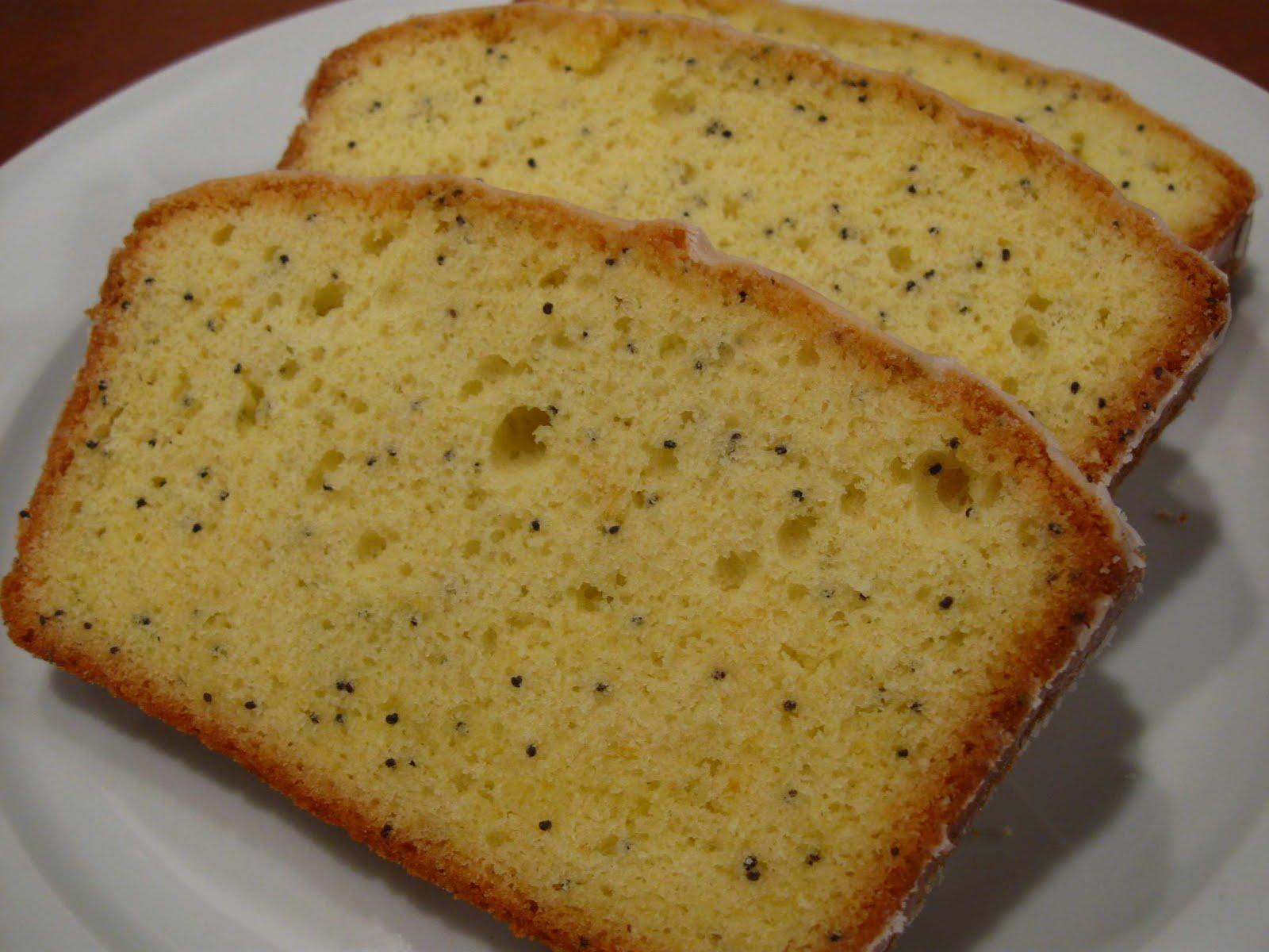 Lemon Poppy Seed Cake From Scratch
