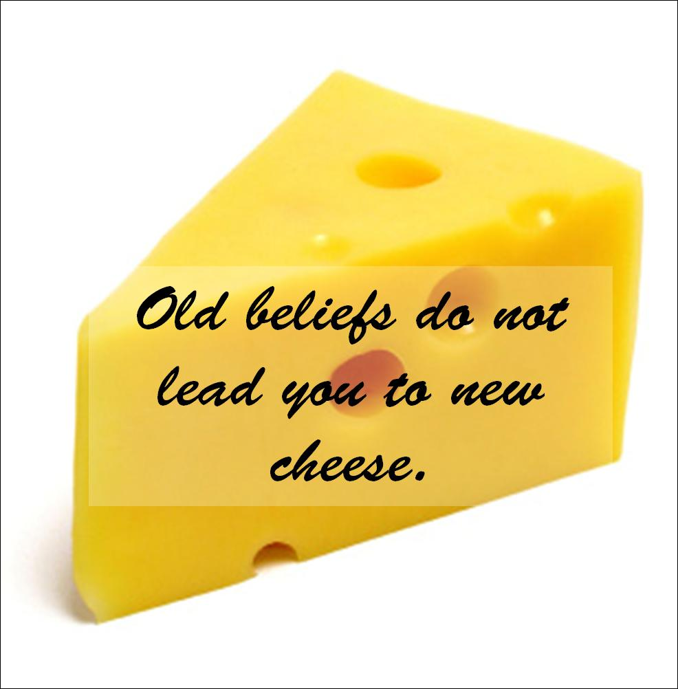 Who Moved My Cheese Quotes Who Moved My Cheese Part 10  Umami's Corner