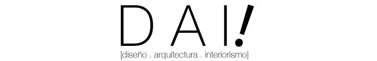 DAI [diseño. arquitectura. interiorismo]