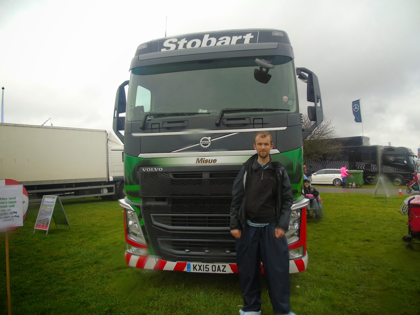 My Eddie Stobart Spots Eddie Stobart Amp Truckfest