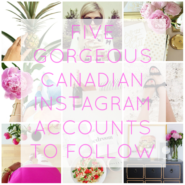 5 Gorgeous Canadian Instagram Accounts to Follow