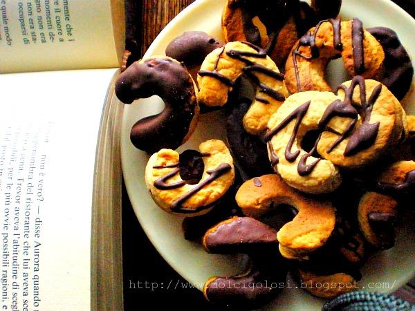 Dolcigolosità- biscotti al miele