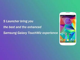S Launcher Versi 3.9 - Galaxy S6 Launcher Prime
