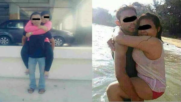 Pasangan Kekasih Yang Sweet Upload Gambar Rindu Awak 200 Kilo