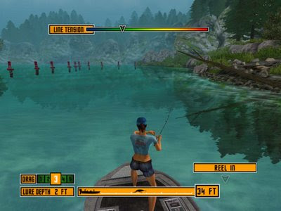 Beautiful fish in the world free fishing games for Free online fishing games