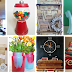 Our 8 Favorite Upcycled DIY's for Your Home