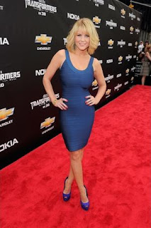 Celebrities Bandage Dresses, Carrie Keagan Bandage Dresses Pics