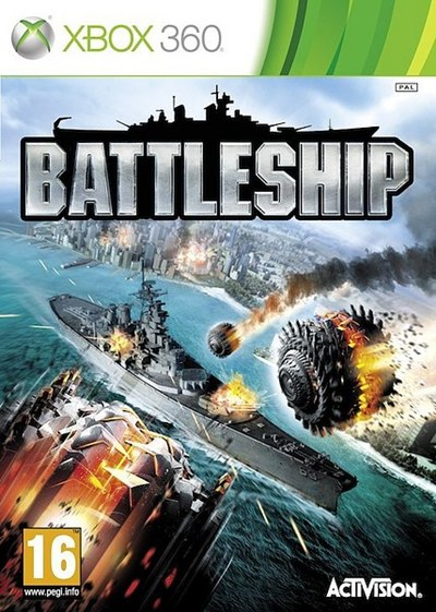 Battleship Xbox 360 2012 Espaol Region Free Descargar 