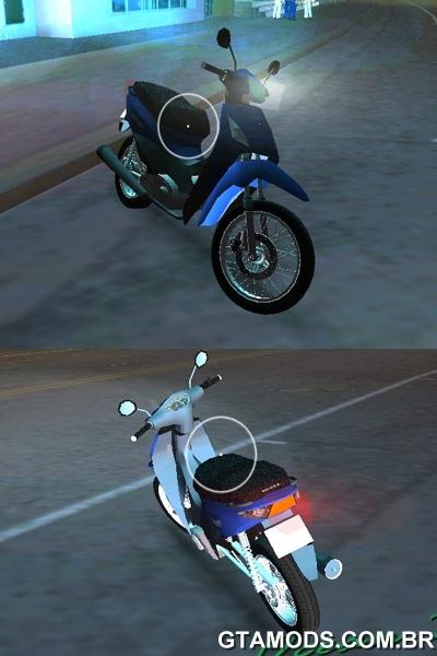 Honda Biz 125 2007
