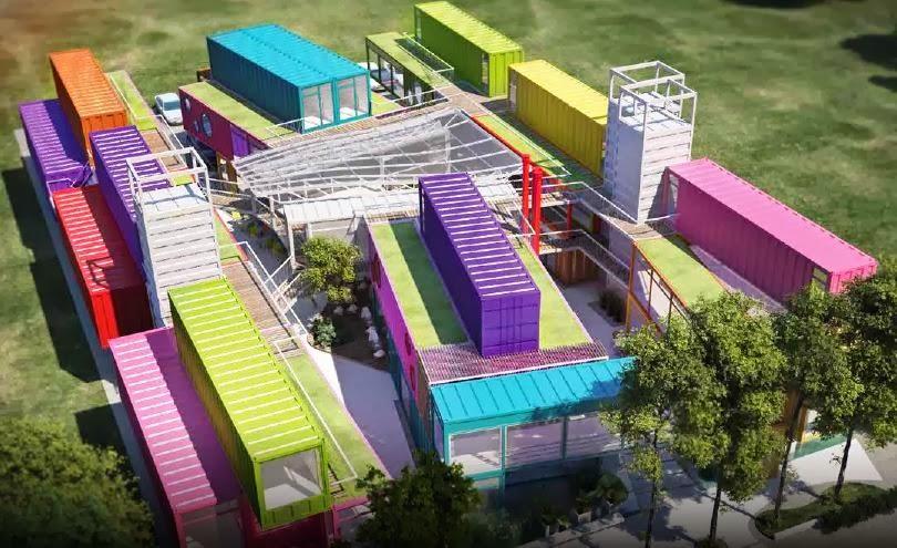 Apuntes revista digital de arquitectura centro - Espacios comerciales arquitectura ...