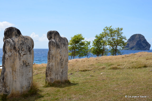 Martinique - Le Diamant - Anse Caffard - mémorial
