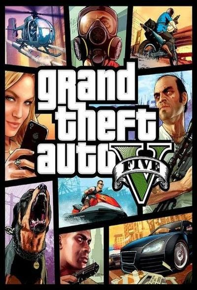 Grand Theft Auto V-RELOADED