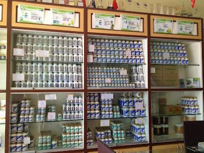 Perbezaan Antara Ubat dan Supplement