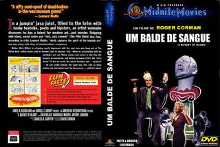 UM BALDE DE SANGUE