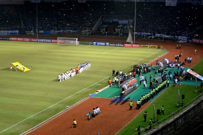 Indonesia All Stars vs Chelsea, prematch