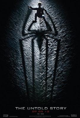 THE AMAZING SPIDER-MAN 2012 MOVIE POSTER