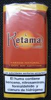 Tabaco natural sin aditivos Ketama