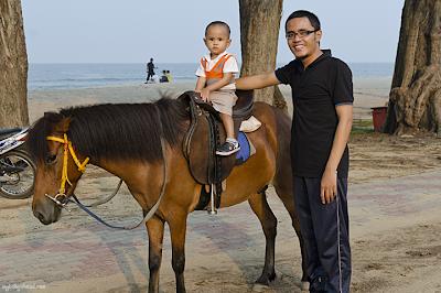 sewa kuda ni RM3