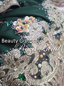 Beauty Gold Lace