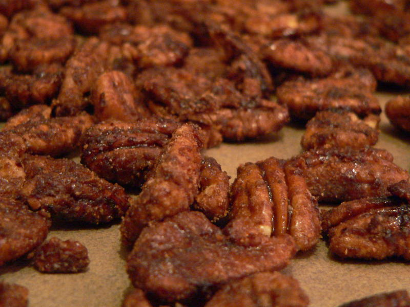 Mercado's Life Lessons: National Pecan Day