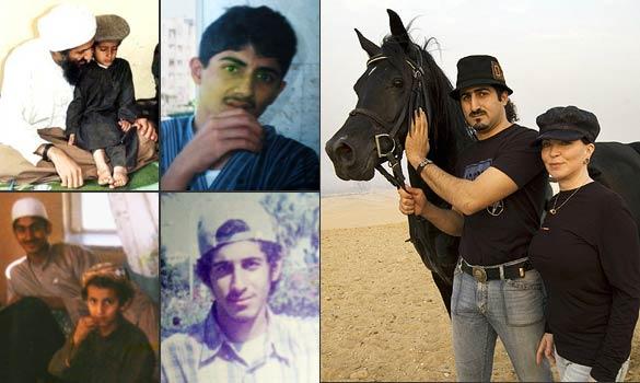 Putra Usamah Bin Laden Serukan Penggulingan Kerajaan Saudi