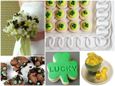 """St. Patrick's Day Sweets and Treats for a """"lucky"""" Celebration"""