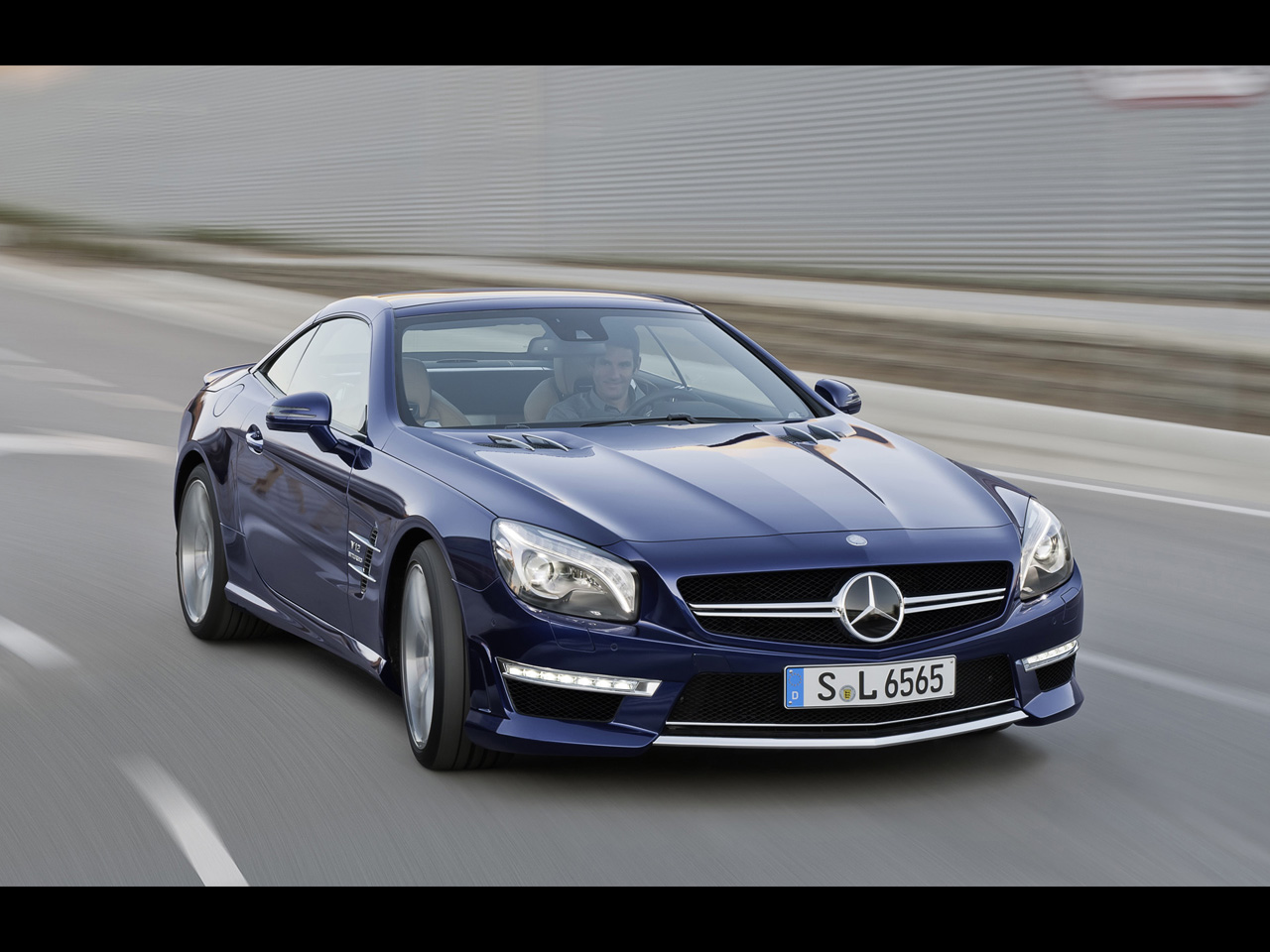 2013 mercedes benz sl 65 amg hd car wallpapers cartestimony. Black Bedroom Furniture Sets. Home Design Ideas