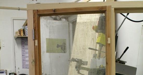 vanhan ikkunan tiivistäminen