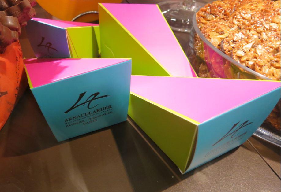 Paris breakfasts salon du chocolat design for Salon du packaging