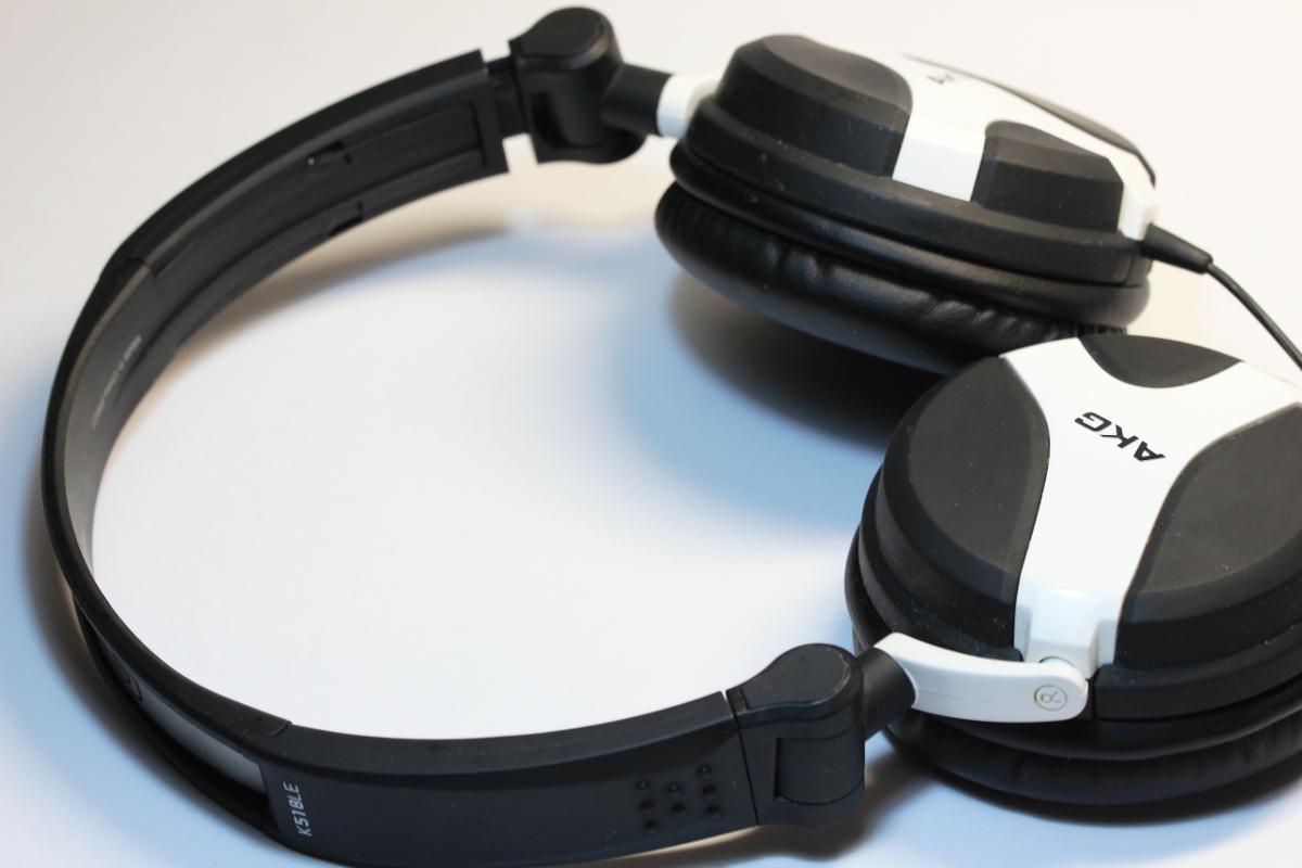 AKG 518LE Kopfhörer